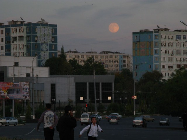 Луна, успокой меня...