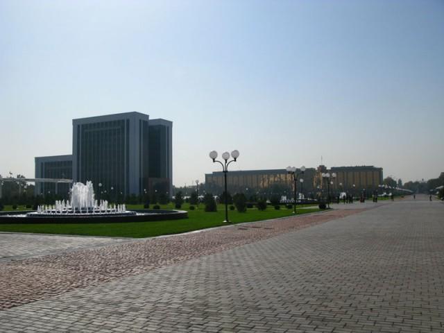 Площадь Ташкента
