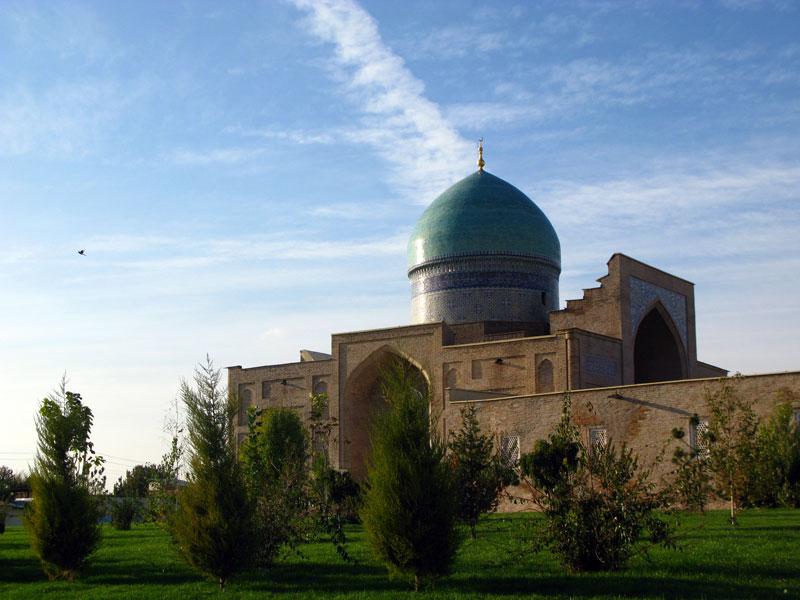 история узбекистана