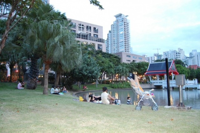 Парк на Сои Сукумвит