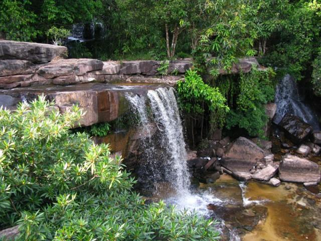 Водопад Кбал-Чхай