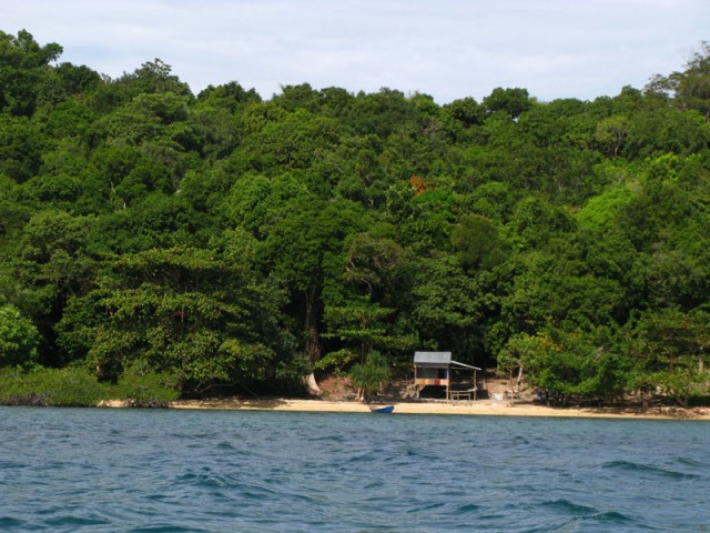 Bamboo Island. Сиануквиль