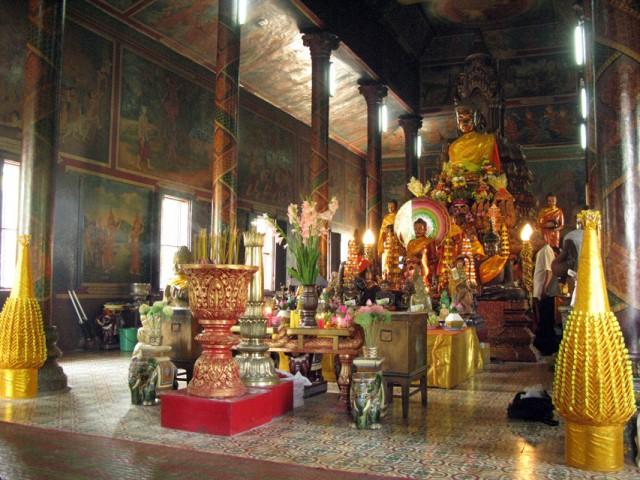 Ват Пном, Пном Пень, Камбоджа