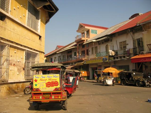 Пном Пень, Камбоджа