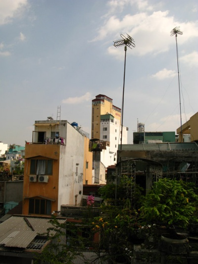 Пхам Нгу Лао, Сайгон
