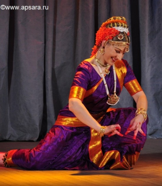 Kuchipudi, Indian fusion by Apsara Dance Theatre