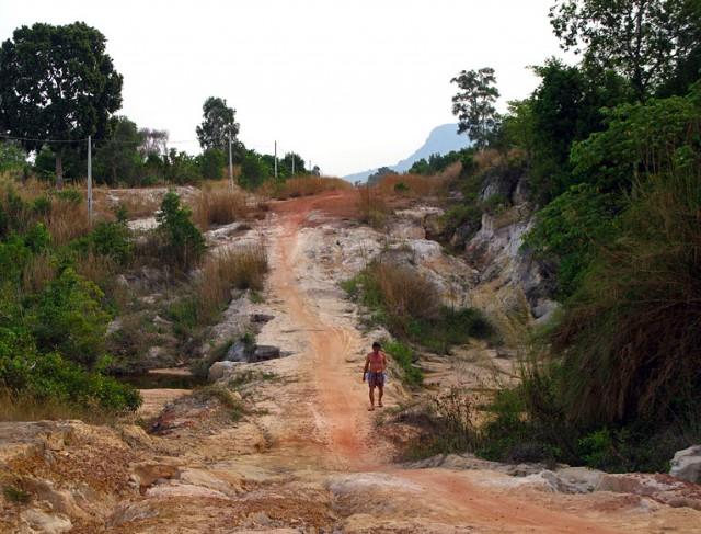 Дороги на острове Фу Куок
