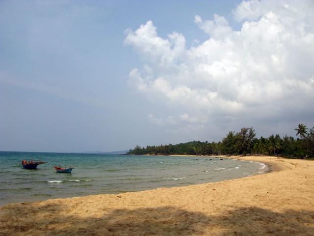 Пляж Ong Lang, если не ошибаюсь