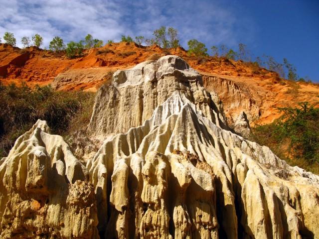 Виды на речке Suoi Tien