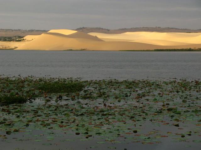 Дюны в Муи Не. Вьетнам