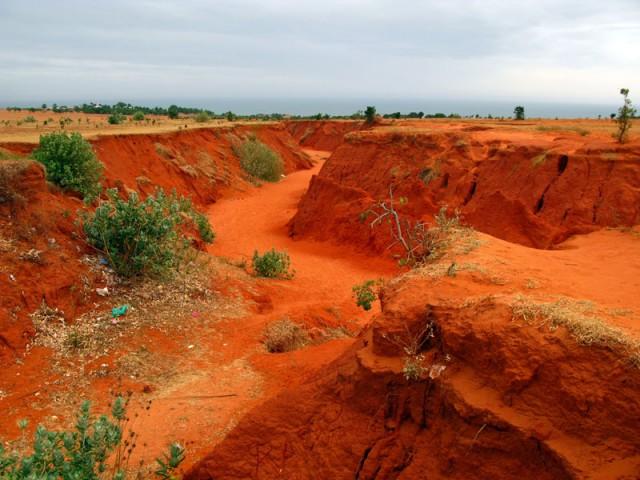 Красный каньон. Муй Не, Вьетнам