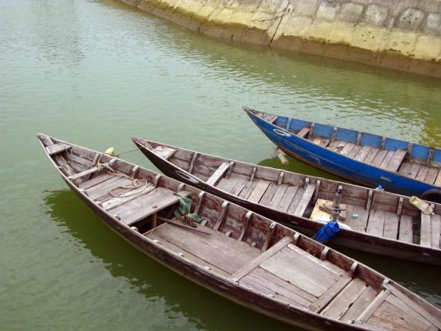 В Хои Ан не ходят больше корабли