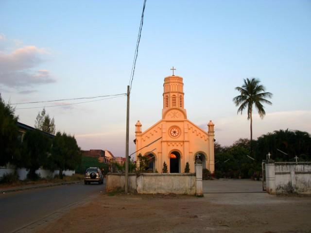 Саваннакетская церковь