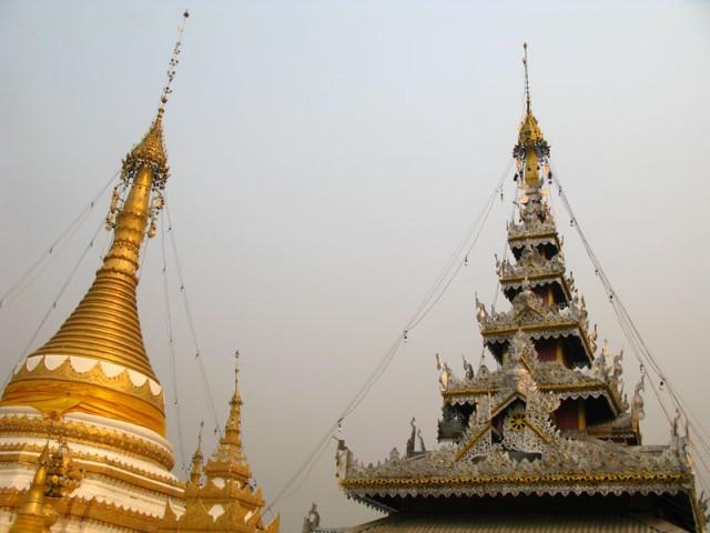 Бирманский стиль