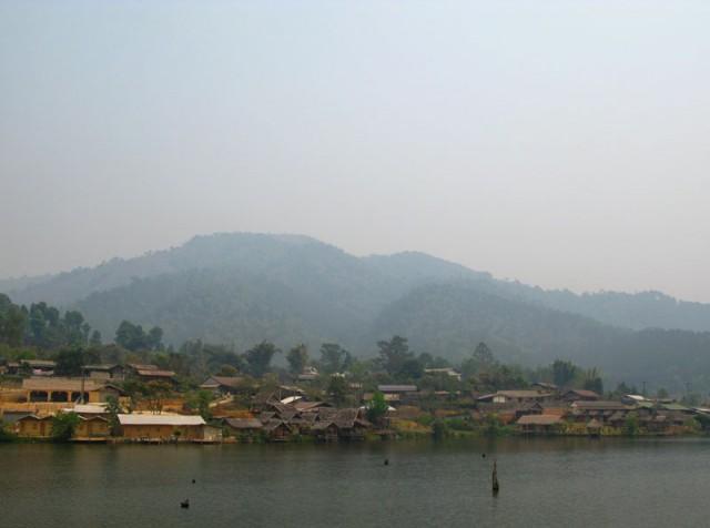 Китайская деревня Рак Тай