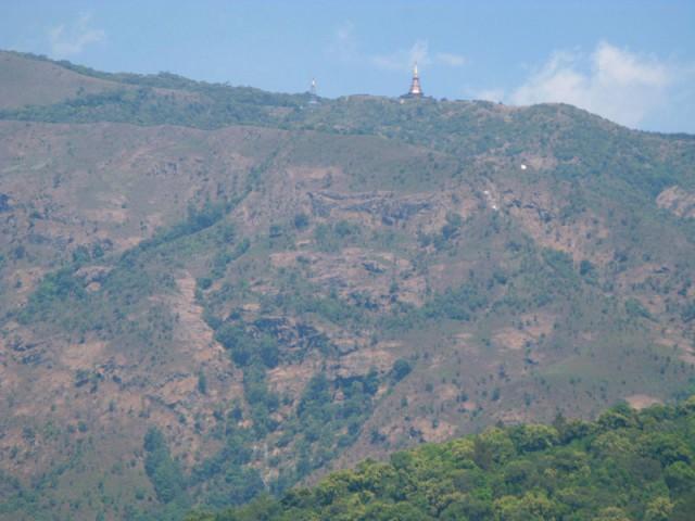Самая высокая гора Таиланда