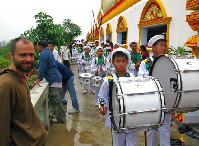 Оркестр имени Будды