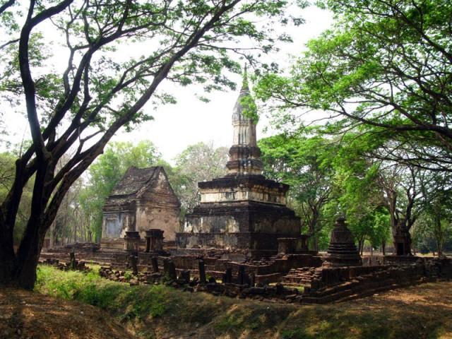 Си Сатчаналай - атмосферное местечко