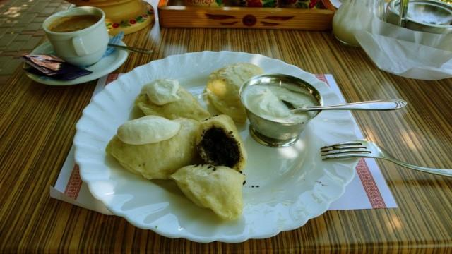 Вареники с маком - любимое блюдо укров