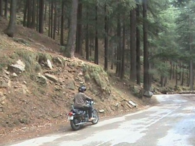 Дорога в Нагар