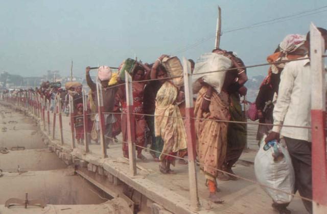 Кумбх Мела 1998 в Аллахабаде