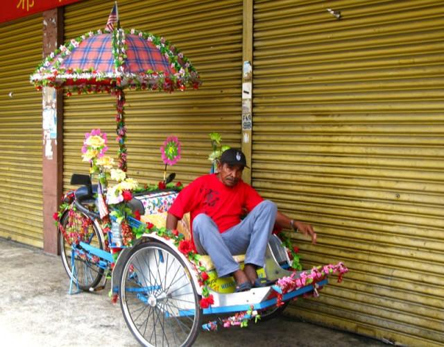 Местный рикша