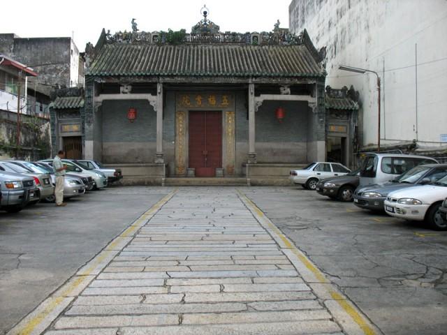 Пагода, одна из многих