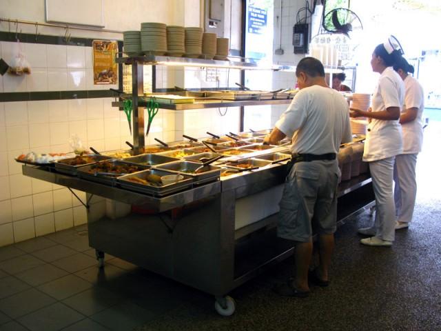 Ee Beng Vegetarian Food Centre