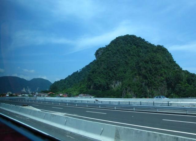 Дороги Малайзии