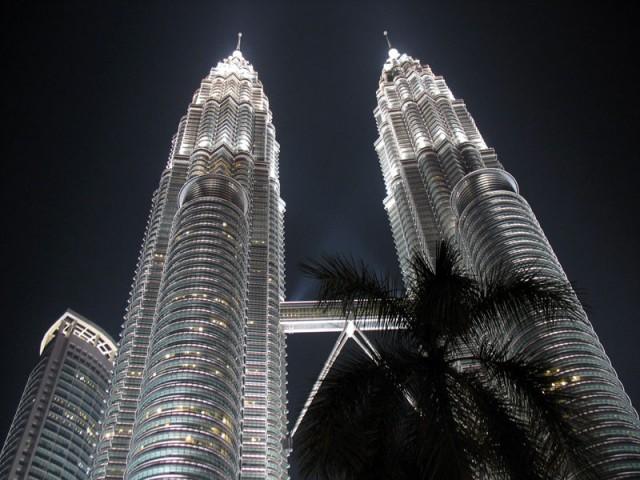 Тропический небоскреб