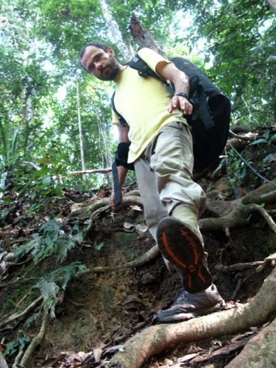 Поход в джунгли