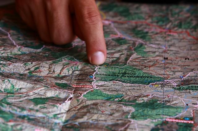 по долине Катманду к Китайской границе