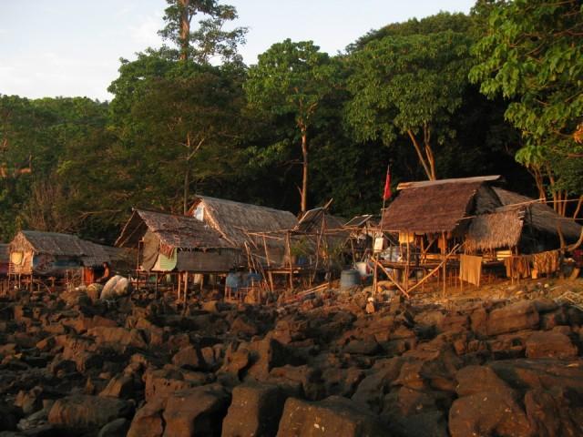 Рыбацкая деревня 1