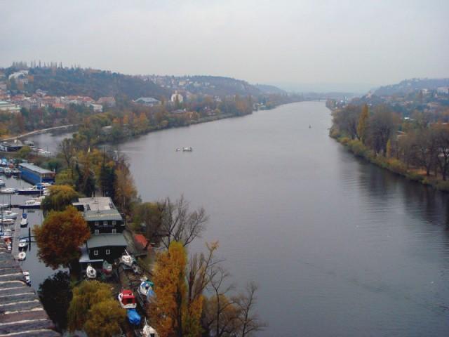 река Волтава