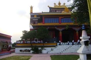 Бонский монастырь Менри