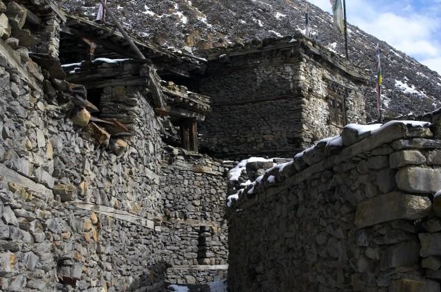 Деревня Брага