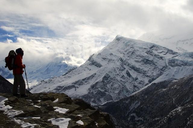 Могут быть только горы
