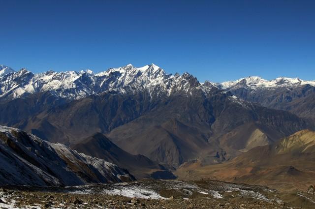 Долина реки Кали-гандаки