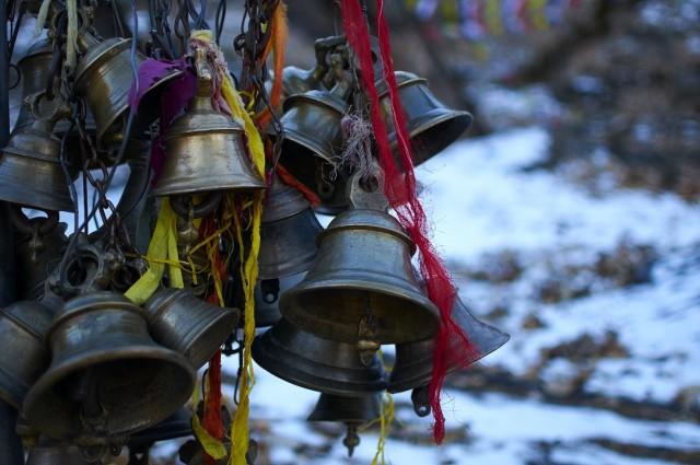 Священные колокольчики