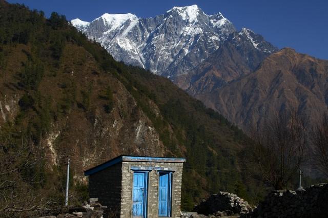 Гималайский туалет