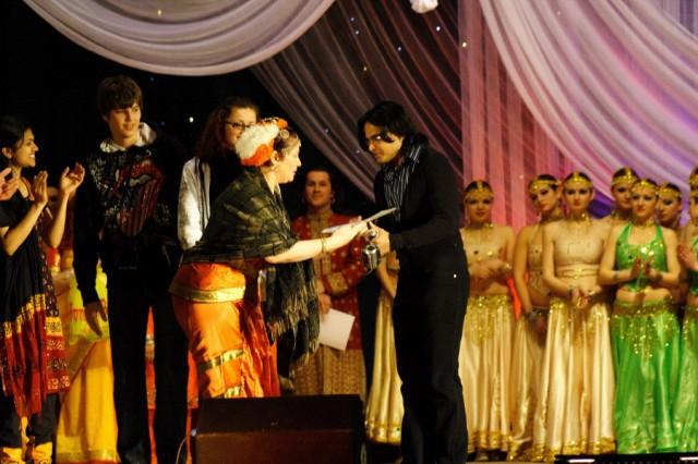 Наш Учитель Вишну Нараян