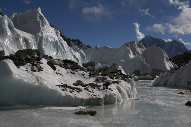 Ледник Кумбху