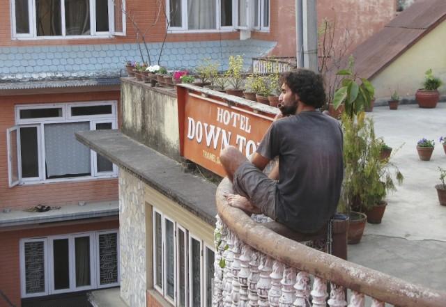 Флейтист на крыше
