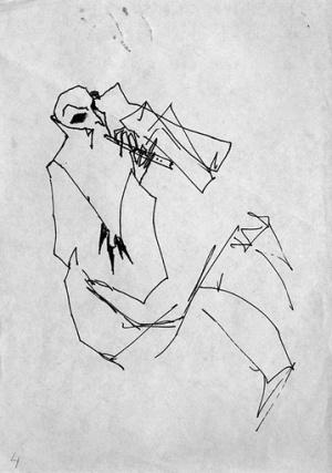 """""""Демон-флейтист"""", 1998 г."""