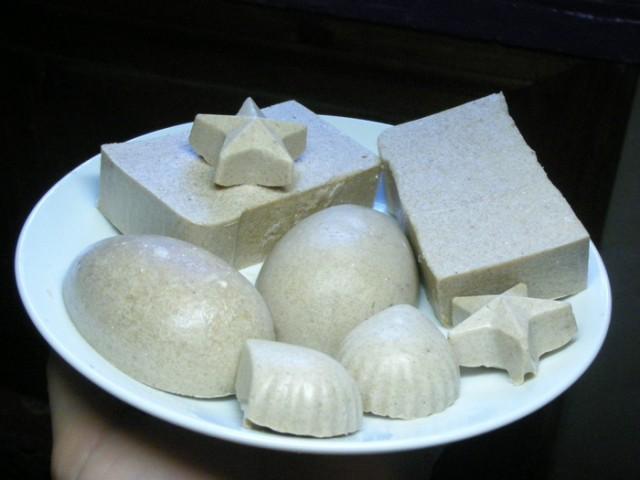 гречневое мыло
