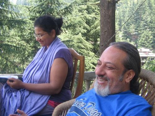 Ану и Гаутама