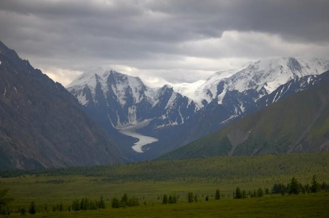 Ледник Маашей