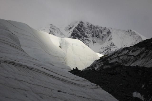 Ледник во всем своем величии