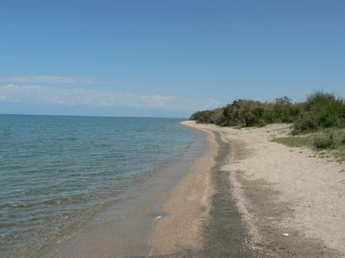 Полупустынное южное побережье