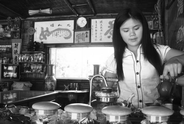 Китайское гостеприимство. (деревня Ме Салон, Северный Таиланд)